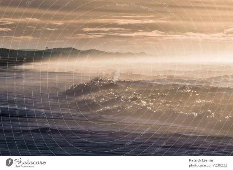 Take me into your skin Himmel Natur Wasser Meer Strand Wolken Ferne Umwelt Landschaft Küste Stimmung Wetter Wellen Horizont Wind wild