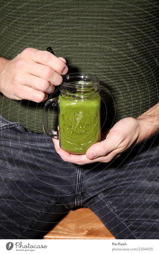 Spinat, Rasen, Frosch, ... Mensch Jugendliche Mann Weihnachten & Advent Gesunde Ernährung schön grün Junger Mann Erotik Erwachsene Leben Lifestyle Gesundheit