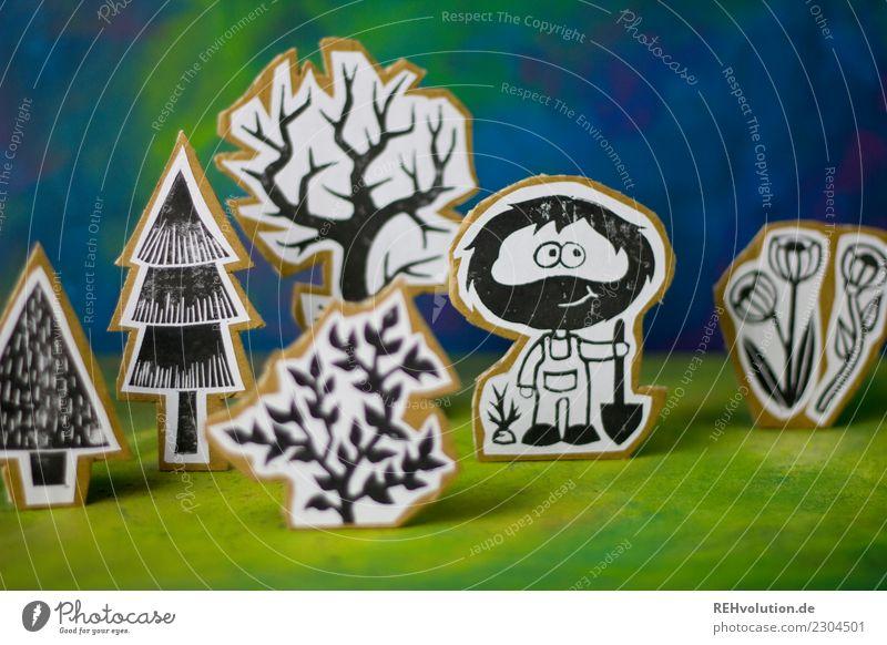 Pappland | Gärtner Mensch Natur Mann Pflanze Landschaft Baum Blume Freude Wald Erwachsene Umwelt Glück Garten außergewöhnlich maskulin Wachstum