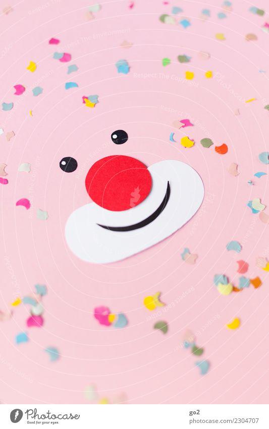 Konfetticlown Freude Gefühle Glück Party Feste & Feiern Freizeit & Hobby Dekoration & Verzierung Geburtstag Fröhlichkeit Lebensfreude Papier Show Veranstaltung