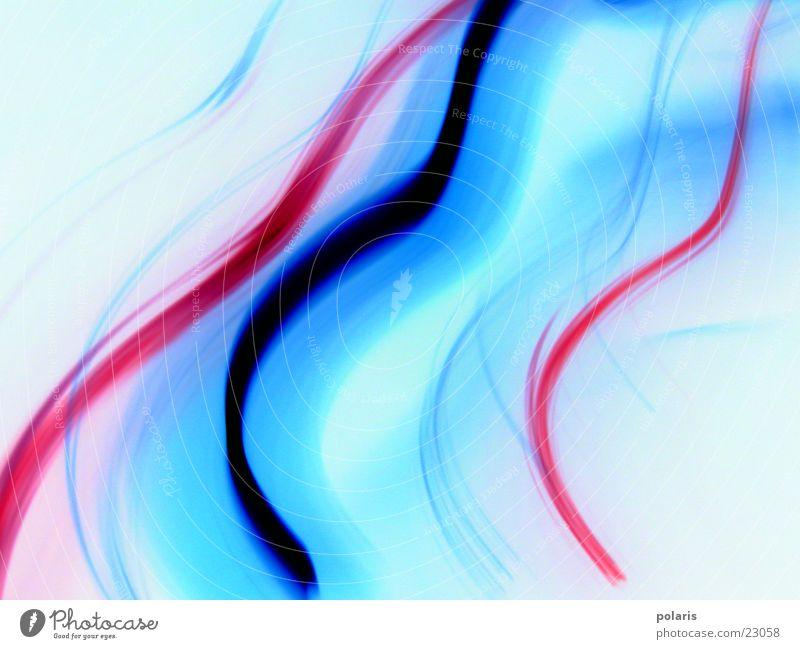 farbenlinien Farbe Linie schwingen negativ Fototechnik