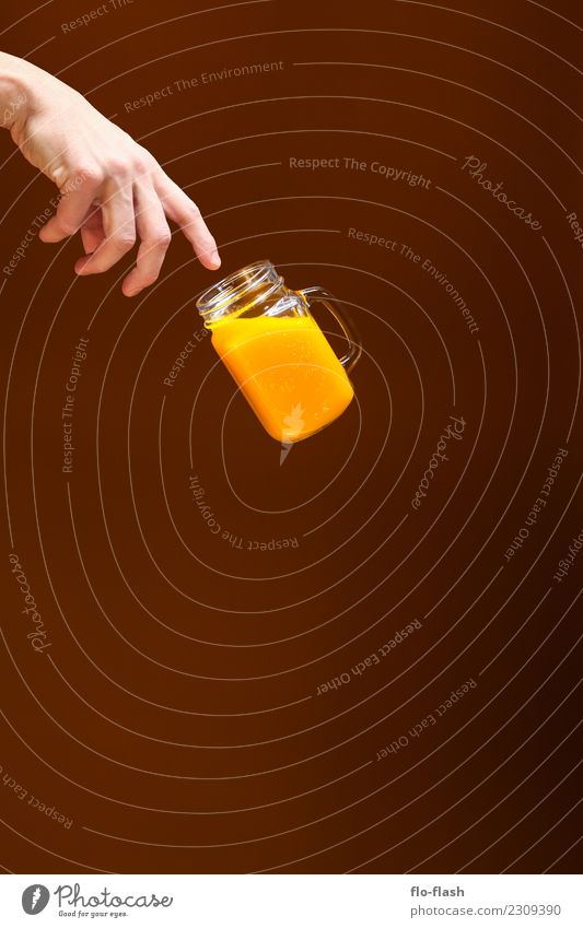 DER REIZ schön Erotik Leben gelb Gesundheit Lebensmittel Feste & Feiern Design Frucht gold Orange Glas süß Getränk Wellness lecker