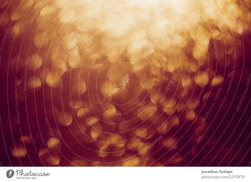 goldener Hintergrund Bokeh Weihnachten & Advent Wärme Hintergrundbild Liebe Feste & Feiern glänzend ästhetisch graphisch Liebespaar Valentinstag edel Glamour