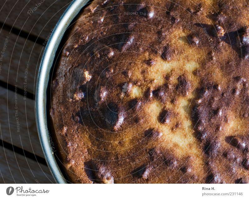 Tante Erna's Käsekuchen frisch Kochen & Garen & Backen rund Kuchen lecker Appetit & Hunger Duft Backwaren saftig Anschnitt Teigwaren Foodfotografie Backform