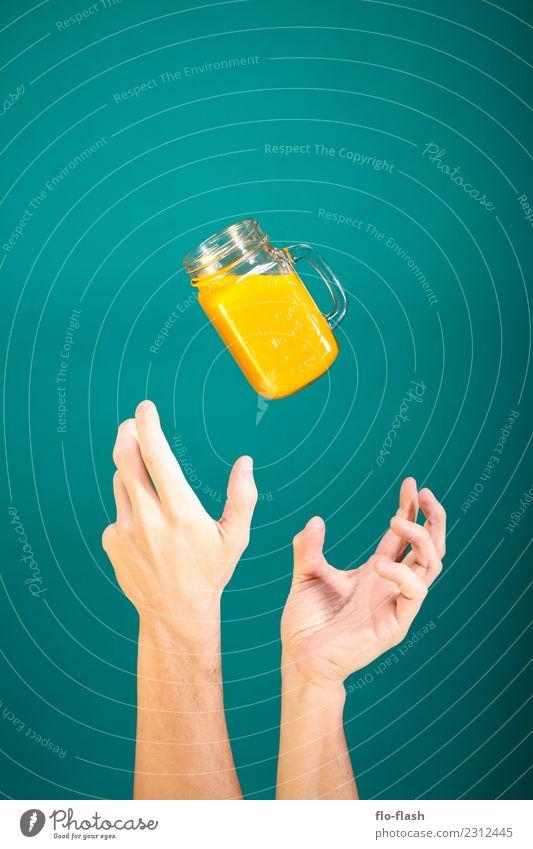 ZWEI LINKE HÄNDE Gesunde Ernährung schön Leben Gesundheit Business Lebensmittel frisch Glas Erfolg süß Fitness Studium Industrie Küche Getränk Wellness
