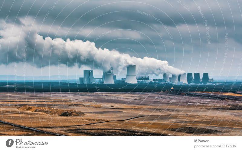 braunkohlekraftwerk Technik & Technologie Wissenschaften Kernkraftwerk Kohlekraftwerk Energiekrise Industrie alt hässlich Energiewirtschaft Umweltverschmutzung