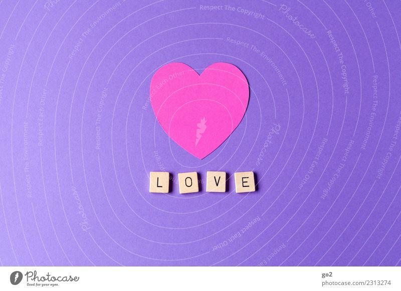 L.O.V.E. Spielen Basteln Valentinstag Muttertag Weihnachten & Advent Hochzeit Geburtstag Taufe Zeichen Schriftzeichen Herz Gefühle Glück Lebensfreude