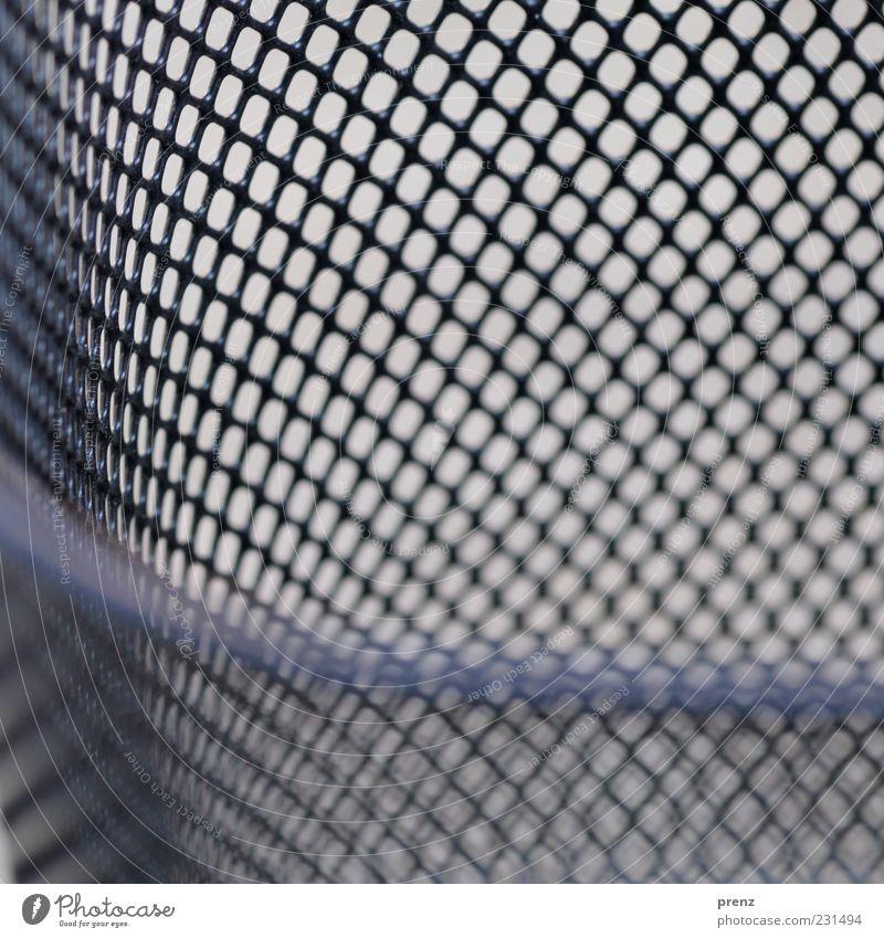 Linien schwarz Metall Hintergrundbild Ordnung leer Streifen Stahl Textfreiraum Korb Schlaufe geschwungen Strukturen & Formen Fahrradausstattung Gepäckablage