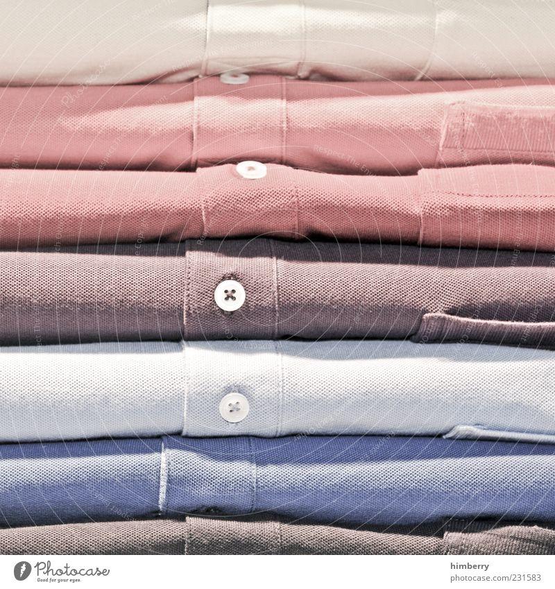 ha & em blau schön grau braun rosa Ordnung neu Stoff Hemd Handel Stapel Bekleidung Knöpfe sortieren Ware Baumwolle