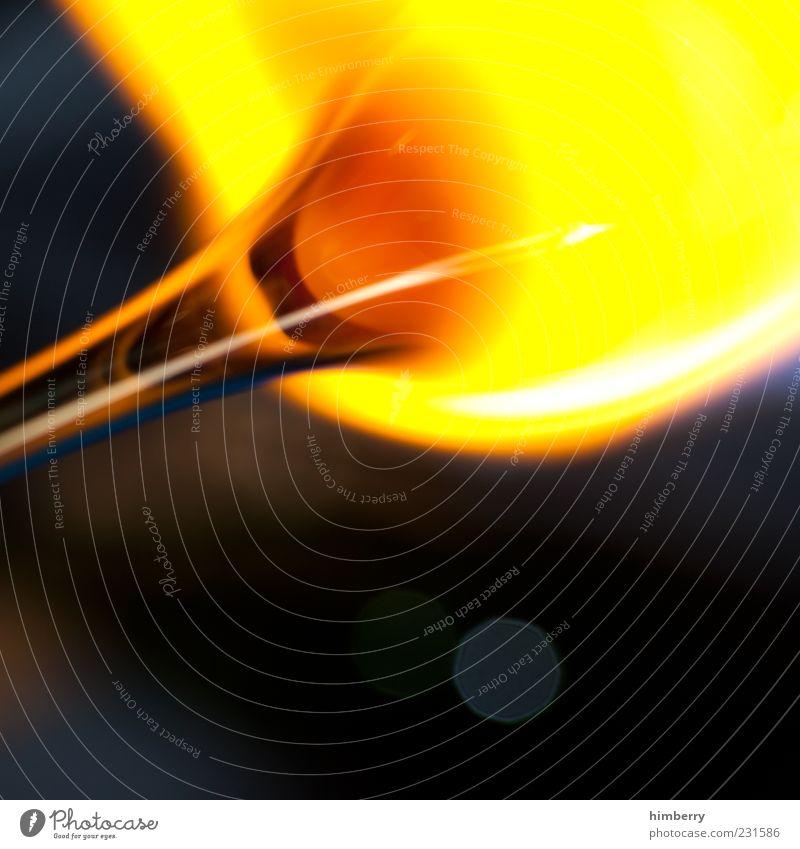 schmelzpunkt rot schwarz Farbe gelb Wärme Kunst Arbeit & Erwerbstätigkeit Freizeit & Hobby Design Energie Feuer außergewöhnlich bedrohlich heiß Beruf