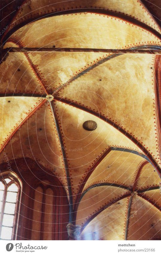 Gewölbehimmel Religion & Glaube Backstein Gotteshäuser Wismar