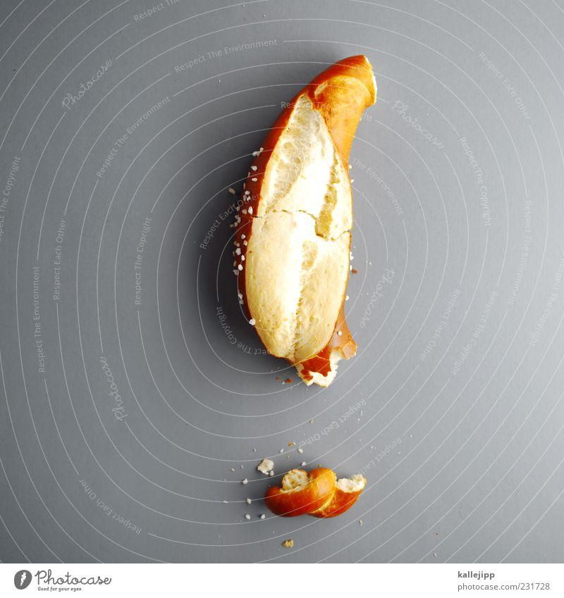 des brätsels lösung Ernährung Lebensmittel Schriftzeichen Zeichen Teile u. Stücke Salz Krümel Befehl Brezel wichtig Schatten auffordern Ausrufezeichen