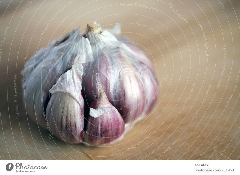ein ganzes Lebensmittel Gemüse Kräuter & Gewürze Ernährung Bioprodukte Vegetarische Ernährung Knoblauch Knoblauchzehe Duft frisch lecker Gesundheit Übelriechend