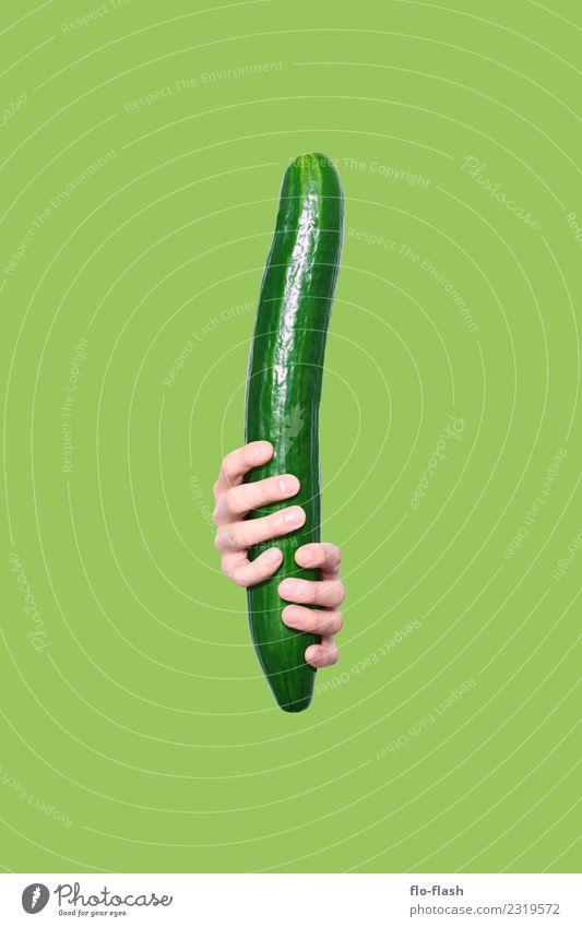 MEINE KEULE Jugendliche Mann nackt schön grün Junger Mann Erotik Freude Erwachsene Leben Lifestyle Gesundheit Lebensmittel Feste & Feiern Freizeit & Hobby