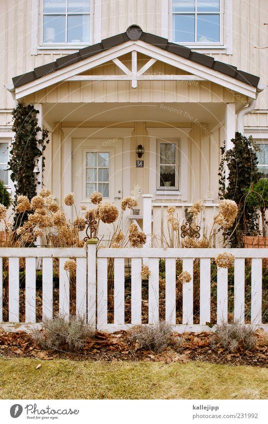 die waltons Lifestyle Stil Design Häusliches Leben Wohnung Haus Traumhaus Garten Dekoration & Verzierung Fenster Tür Holzhaus Gartenzaun Fassade Vordach