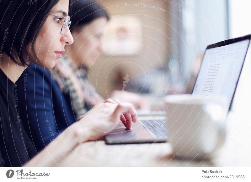 #A# digital world Arbeit & Erwerbstätigkeit hell Büro ästhetisch Beruf Internet Suche Medien Tastatur Notebook Berufsausbildung unterwegs Bildschirm E-Mail