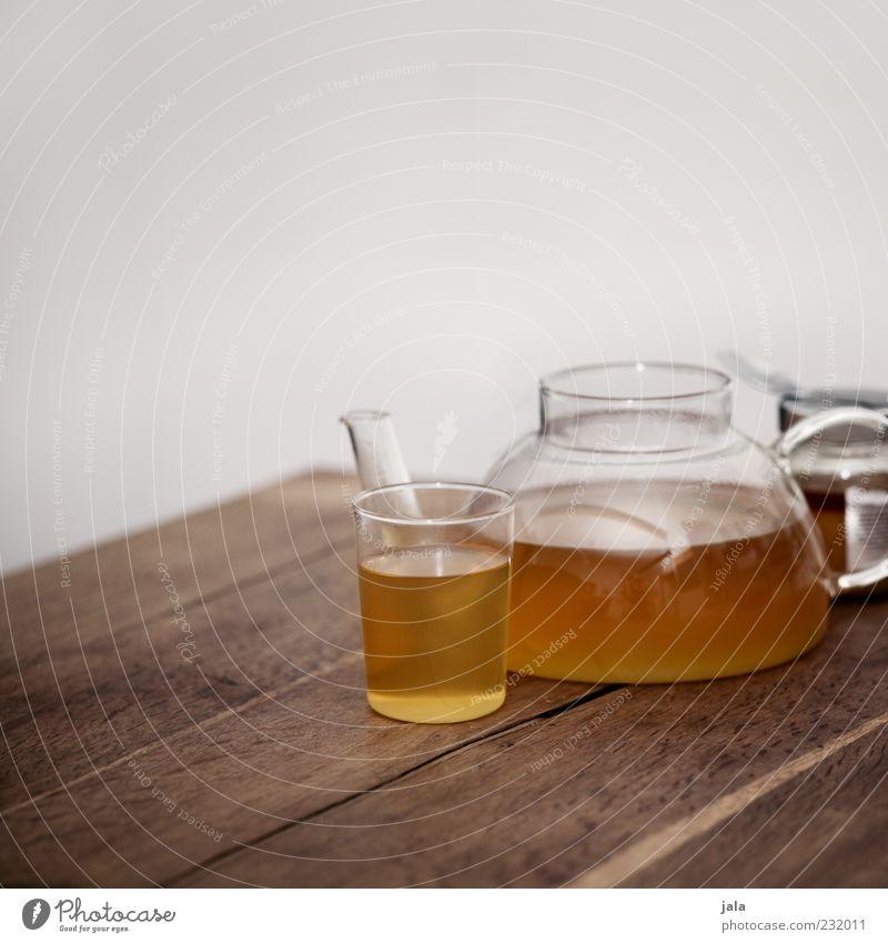 tee Holz Glas Tisch Getränk Tee Flüssigkeit Wohlgefühl Durst Kannen Ernährung durstig Teekanne Heißgetränk Teeglas