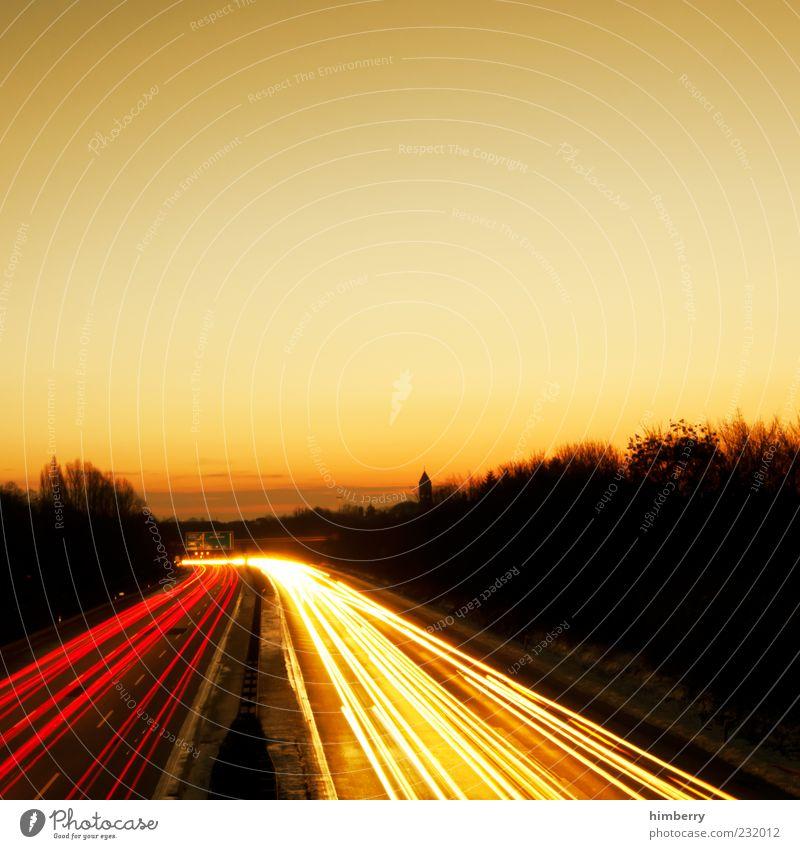 burnout Umwelt Sommer Klima Verkehr Verkehrsmittel Verkehrswege Personenverkehr Öffentlicher Personennahverkehr Straßenverkehr Autofahren Wege & Pfade Autobahn