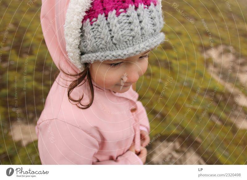 Kind Mensch schön ruhig Freude Erwachsene Leben Lifestyle Liebe Gefühle feminin Familie & Verwandtschaft Glück Stimmung Zufriedenheit Kindheit