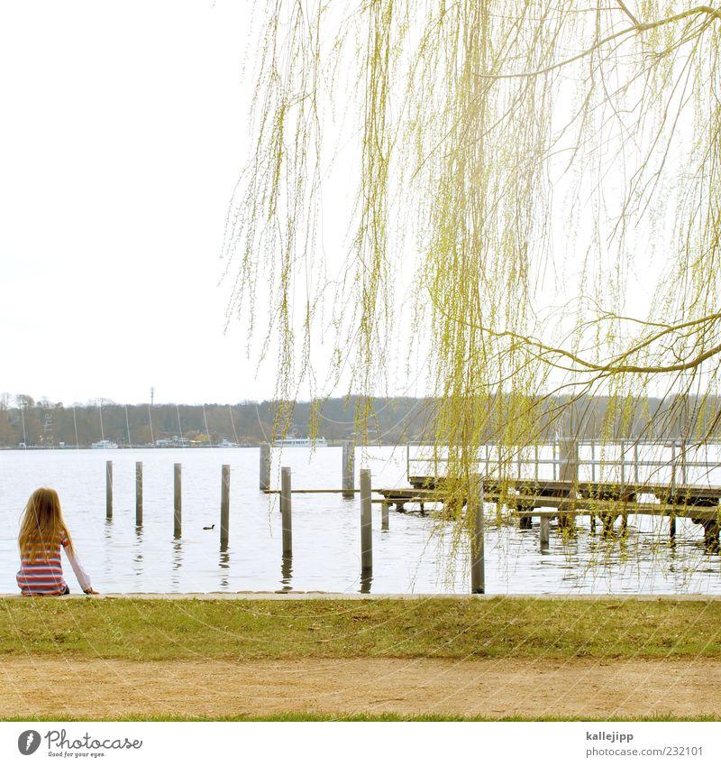 ich hab 20 kinder, meine frau ist schön ... Mensch Kind Natur Wasser Baum Ferien & Urlaub & Reisen Mädchen Ferne Leben Umwelt Landschaft Freiheit Stil Frühling