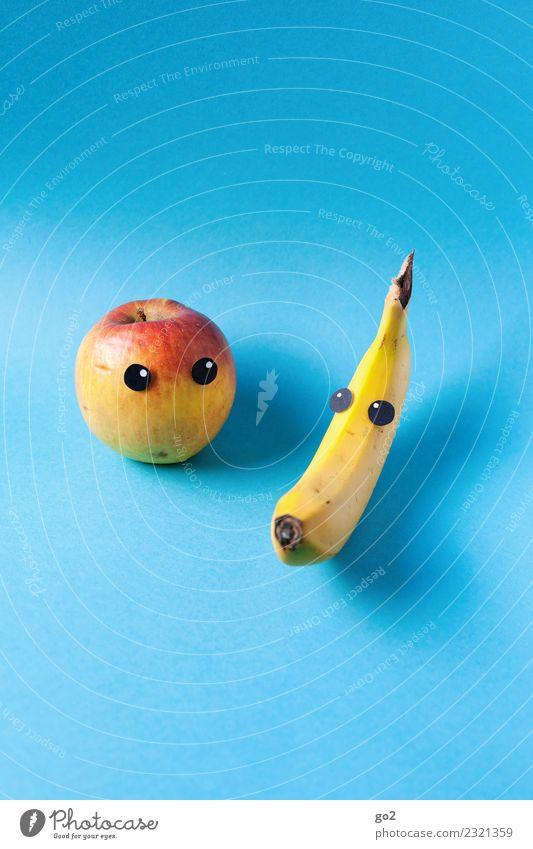 Da machste Augen Gesunde Ernährung Essen Leben Gesundheit lustig Spielen Lebensmittel Frucht Freizeit & Hobby Kreativität Fröhlichkeit einzigartig Idee niedlich