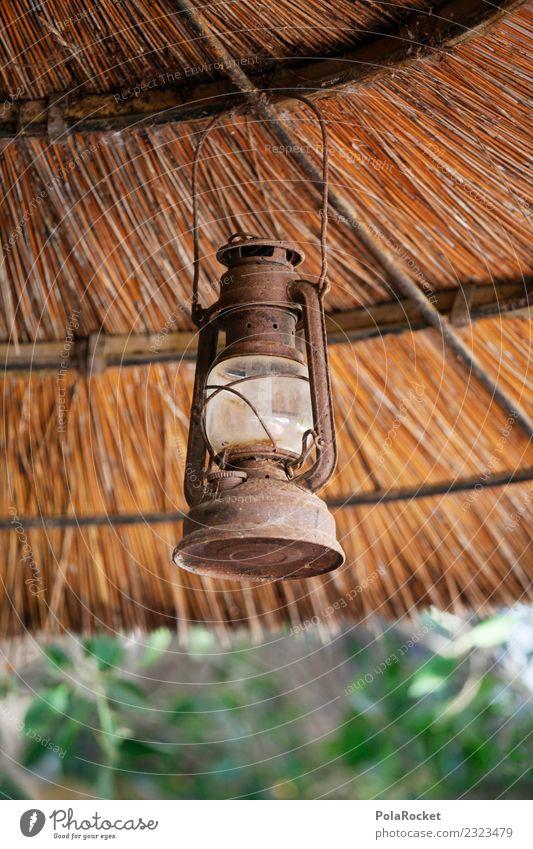 #AS# Hänger Metall Farbe Lampe Lampenschirm Schirm Bast Schliff Rost petroleum Kerze gemütlich Wärme hängen hängend Licht Glas alt Nostalgie Farbfoto