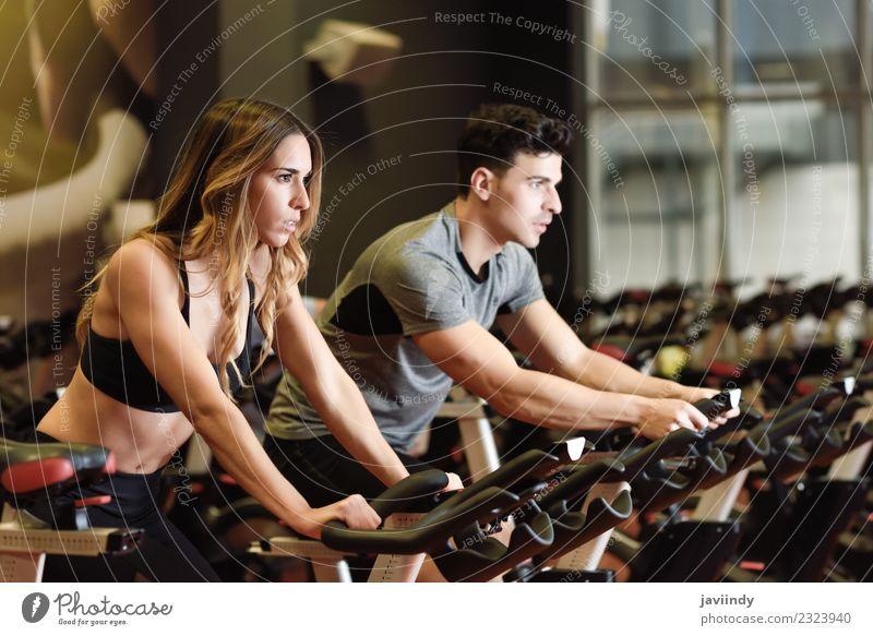 Frau Mensch Jugendliche Mann Junge Frau Junger Mann 18-30 Jahre Erwachsene Lifestyle Sport Paar Menschengruppe Arbeit & Erwerbstätigkeit Freizeit & Hobby