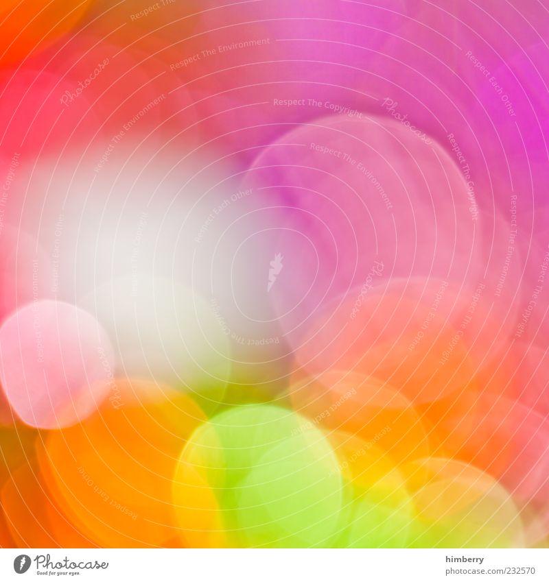 popup Lifestyle Stil Kunst Kunstwerk außergewöhnlich Coolness trendy schön Kitsch mehrfarbig gelb grün rosa bizarr Design Kreativität Farbfoto Detailaufnahme