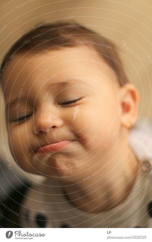 Lustiges Gesicht Freude Freizeit & Hobby Spielen Muttertag Mensch Kind Baby Eltern Erwachsene Geschwister Familie & Verwandtschaft Kindheit Leben Gefühle