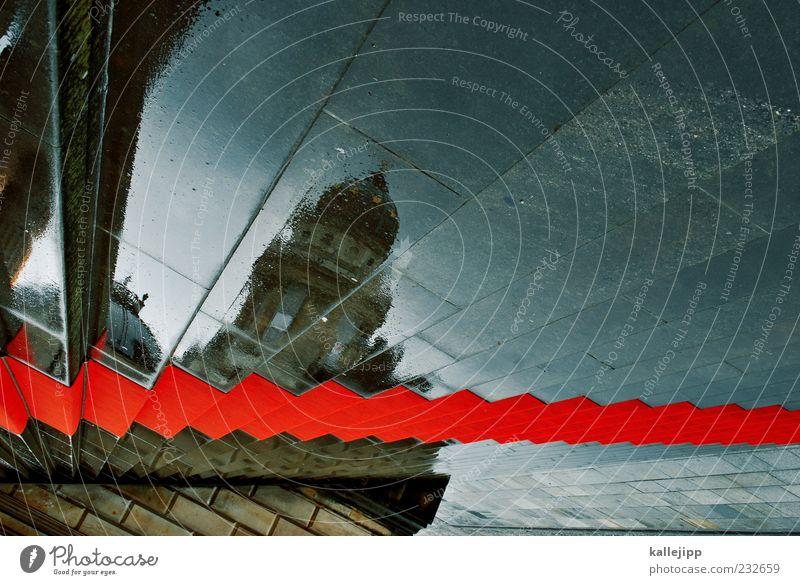 deutscher dom rot Berlin Stil elegant nass Treppe Regenwasser feucht Reichtum Veranstaltung Starruhm Hauptstadt Dom Sehenswürdigkeit Teppich Politik & Staat