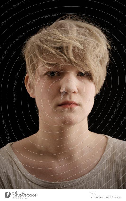 mach es zu deinem projekt! Mensch Frau Jugendliche Erwachsene feminin Kopf Haare & Frisuren Stil blond dreckig Haut authentisch Lifestyle 18-30 Jahre Junge Frau