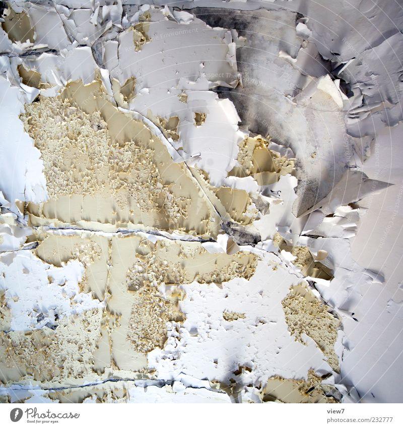 demage :: Mauer Wand Stein Beton alt einzigartig braun ästhetisch Ende Endzeitstimmung Verfall Vergangenheit Vergänglichkeit Zerstörung Farbstoff Farbfoto