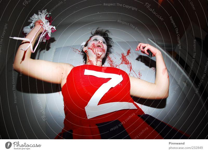 blutige Party II Fleisch Kleid Leidenschaft Schmerz Angst Entsetzen gefährlich Wut Ärger Gewalt Hass Aggression bizarr Leistung Todesangst schön Blut Tänzer