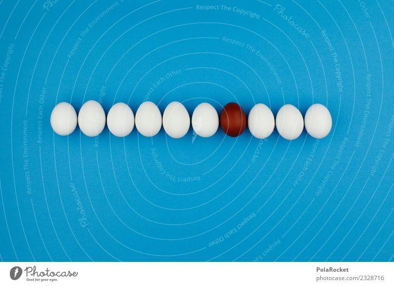 #A# Integration Kunst Kunstwerk ästhetisch blau Ei viele Ostern Osterei Osternest Osterwunsch Ostermontag Ostergeschenk außergewöhnlich Flüchtlinge schwarz weiß