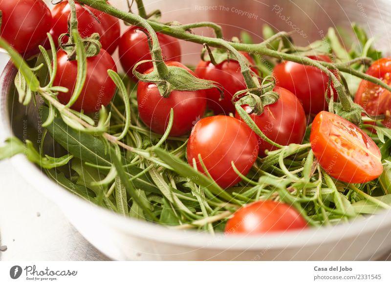 grün weiß rot Speise Lifestyle Gesundheit Metall frisch Tisch Italien Kräuter & Gewürze Küche lecker Gemüse Übergewicht Tradition