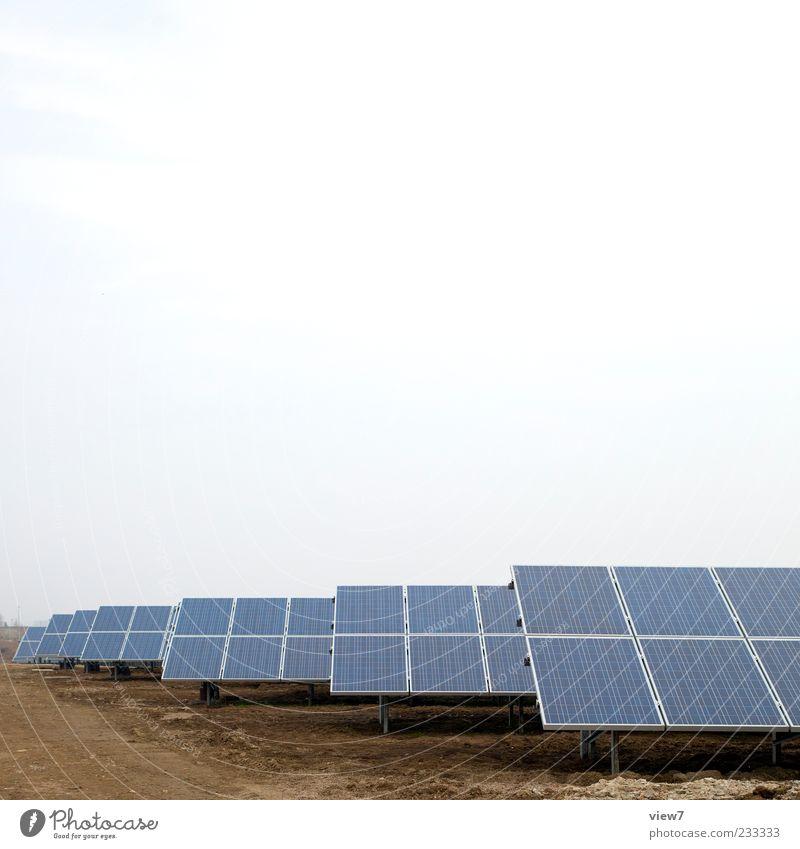 tausend.einhundert Linie Energiewirtschaft ästhetisch Wachstum authentisch Zukunft Wandel & Veränderung einfach Sonnenenergie Solarzelle komplex regenerativ