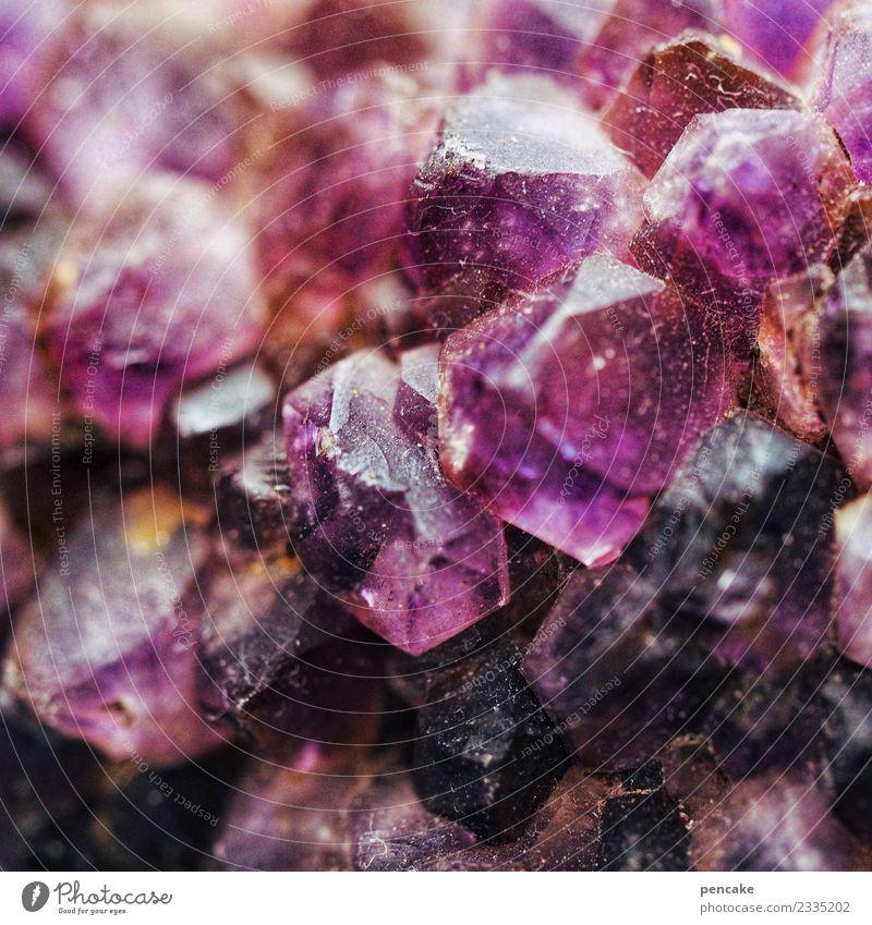 edel | steinig Natur Urelemente Souvenir Sammlerstück Stein ästhetisch authentisch eckig reich Edelstein Schmuck Gesundheit Heilung Amethyst Kostbarkeit Quarz