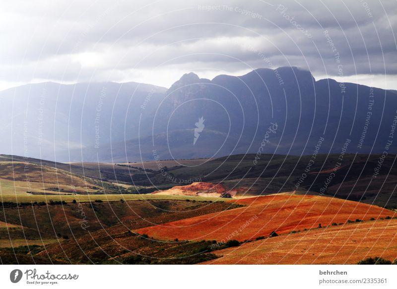 farmland Himmel Natur Ferien & Urlaub & Reisen schön Landschaft Wolken Ferne Berge u. Gebirge außergewöhnlich Tourismus Freiheit Ausflug Feld Abenteuer
