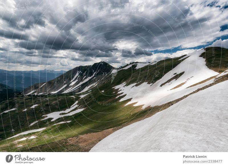 12000 ft Ferien & Urlaub & Reisen Tourismus Abenteuer Ferne Freiheit Camping Sommer Umwelt Natur Landschaft Klima Klimawandel Wetter Schönes Wetter