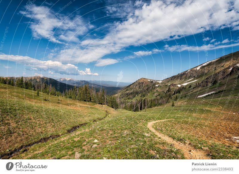 Never Summer Ferien & Urlaub & Reisen Ausflug Abenteuer Ferne Freiheit Camping Sommer Umwelt Natur Landschaft Himmel Wolken Klima Klimawandel Wetter
