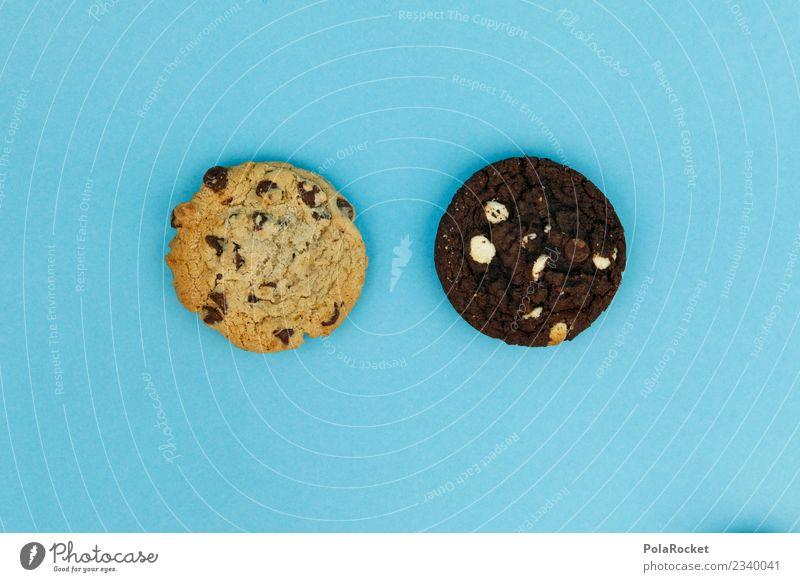 #AS# cookies Lebensmittel ästhetisch Keks lecker Süßwaren Kalorienreich Schokolade Backwaren Farbfoto Gedeckte Farben mehrfarbig Innenaufnahme Nahaufnahme