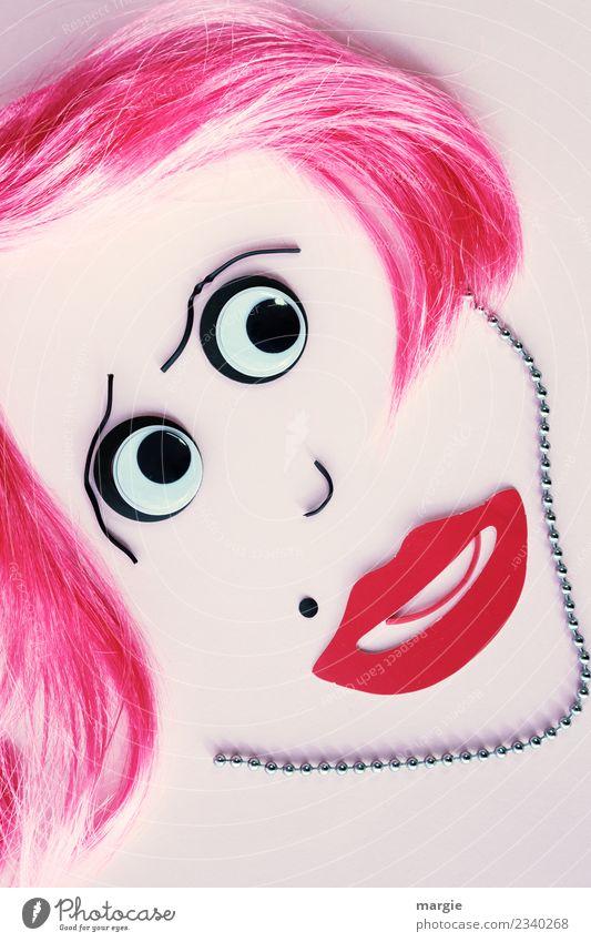 Betthupferl | nur für Männer Frau Mensch Jugendliche Junge Frau schön rot Erotik Erwachsene Liebe feminin Gefühle Kunst rosa Kunstwerk Begierde