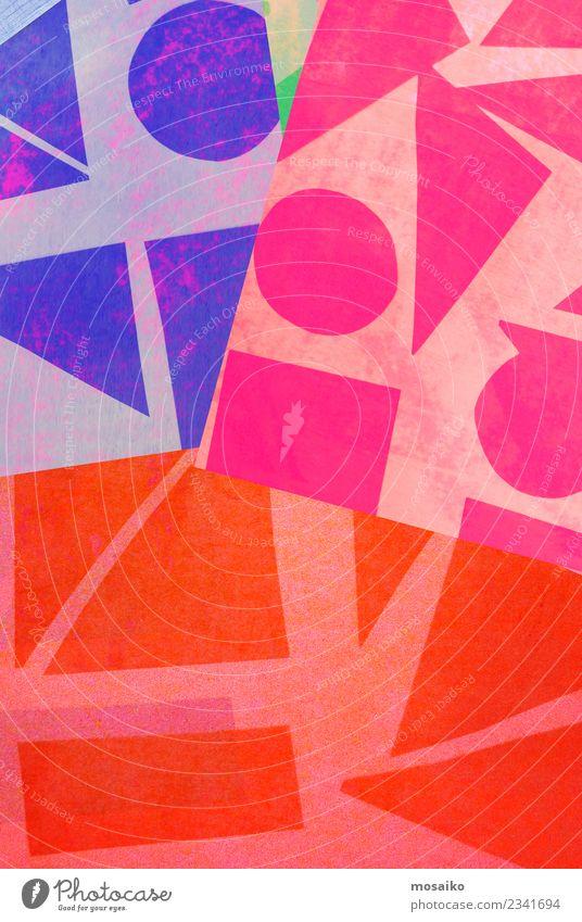 geometrische Formen Lifestyle elegant Stil Design Freude Leben Zufriedenheit Freizeit & Hobby Entertainment Party Veranstaltung Feste & Feiern Kindererziehung