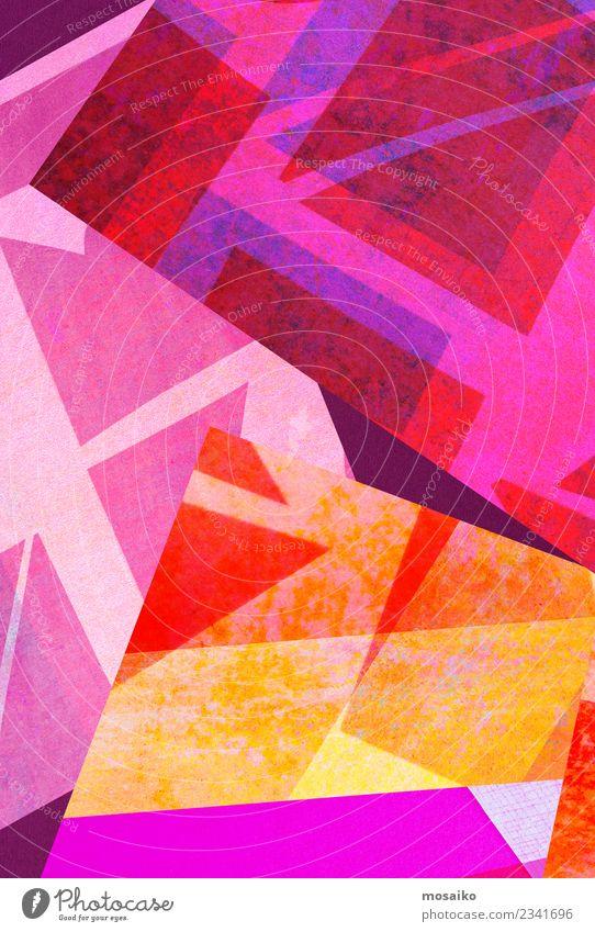 Geometrische Formen Lifestyle Stil Design Leben Entertainment Party Veranstaltung Feste & Feiern Internet Kunst Mode trendy ästhetisch Stress Bewegung