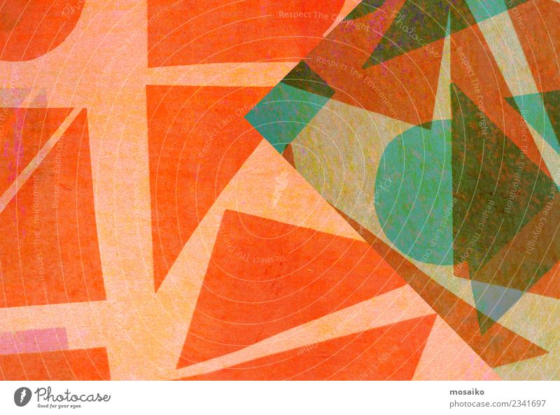 Geometrische Formen Lifestyle Stil Design Leben Entertainment Party Veranstaltung Feste & Feiern Internet Kunst Mode trendy ästhetisch Zufriedenheit Idee