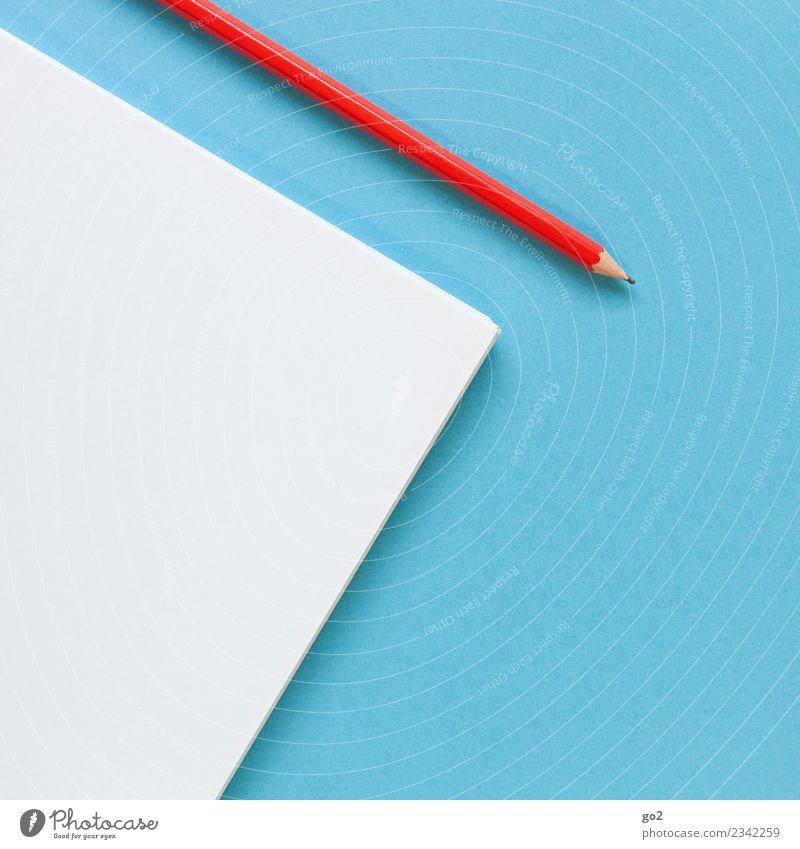 Stift und Papier sprechen Schule Arbeit & Erwerbstätigkeit Design Freizeit & Hobby Büro ästhetisch Ordnung Kreativität lernen Idee Studium schreiben Beruf