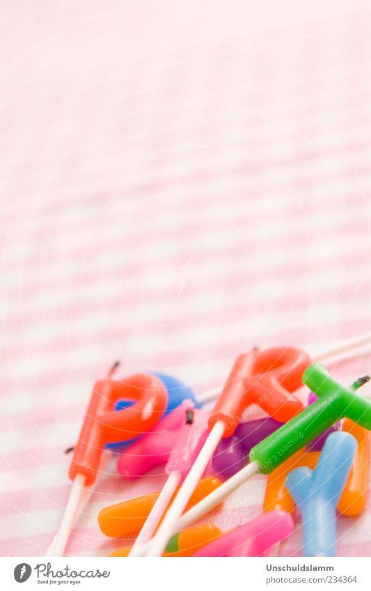 Ausgefeiert Nr. 2 Lifestyle Freude Glück Party Veranstaltung Feste & Feiern Geburtstag Kindergeburtstag Dekoration & Verzierung Kerze Schriftzeichen