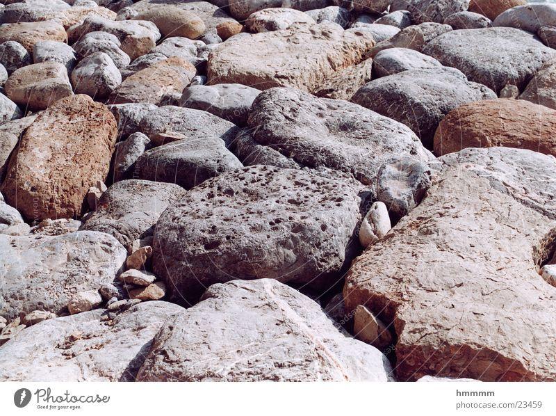 Einfach Steine :) Felsen Steinstrand