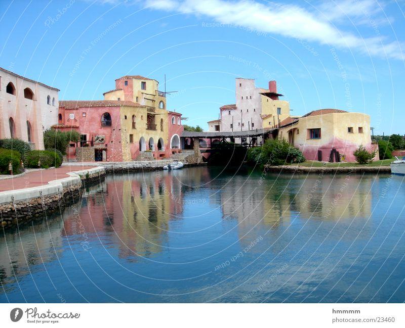 Schön, nich? Wasser Meer Ferien & Urlaub & Reisen Haus Europa Italien Sardinien