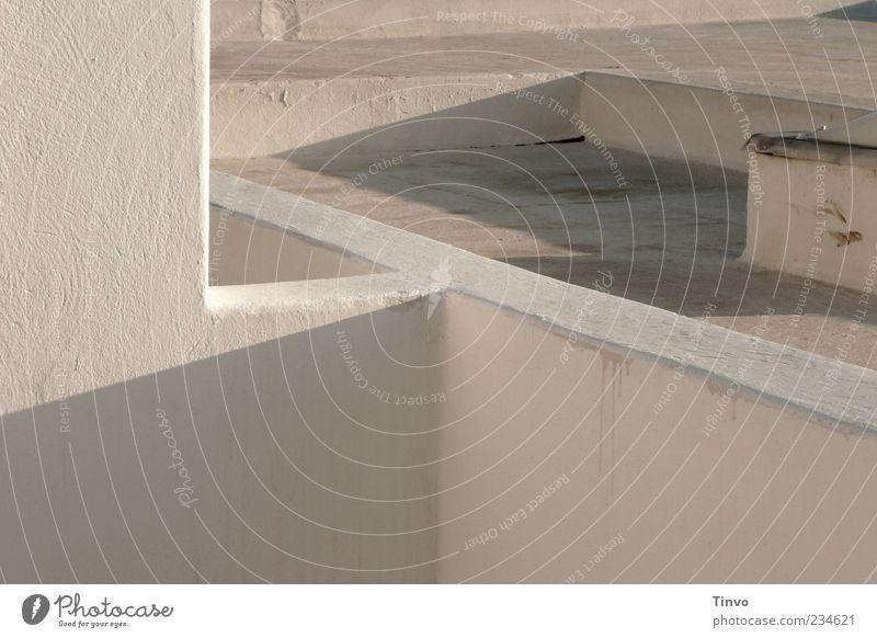 Spanische Dächer Wand Architektur Mauer Gebäude Ecke Dach Bauwerk eckig